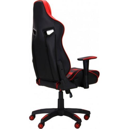 Кресло VR Racer Expert Winner черный/красный