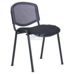 Стул Изо Веб черный сиденье А-1/спинка Сетка серая