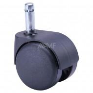 Ролик D50 E11 черный (пластик) / Сервис