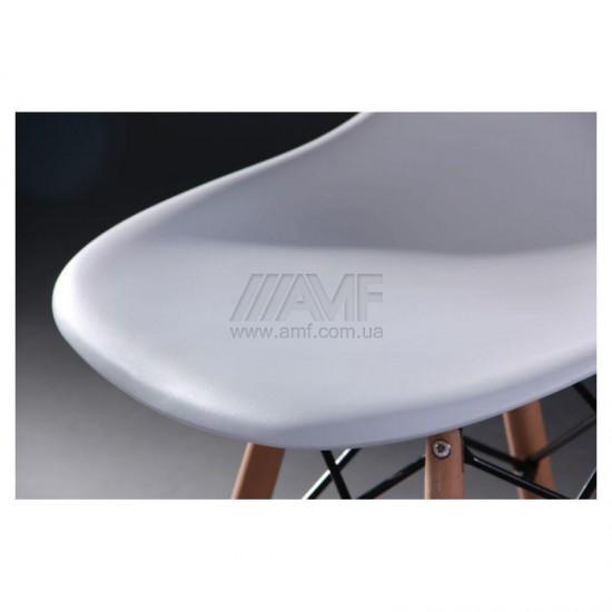 Стул Aster PL Wood Пластик Белый