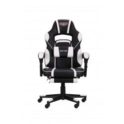 Кресло VR Racer Expert Wizard черный/серый