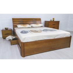 Кровать Олимп «Марита Люкс» с ящиками