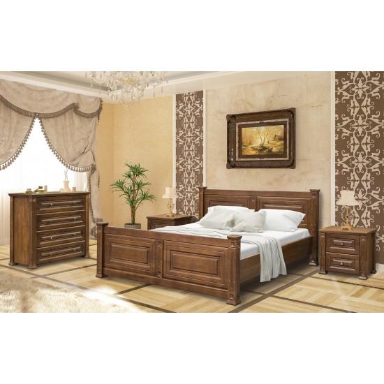 Кровать деревянная 1600 Милениум