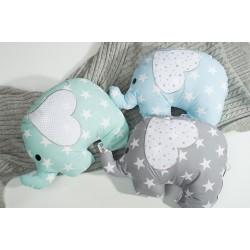 """Декоративная подушка Идея """"Слоненок"""""""